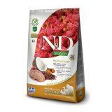 Farmina N&D Grain Free Quinoa Adult Skin&Coat alla Quaglia, Quinoa, Cocco e Curcuma