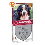Bayer Advantix Spot-On per Cani 40-60 kg A