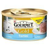 gourmet gold tortino con tonno