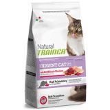 trainer natural exigent cat manzo e pollo fresco