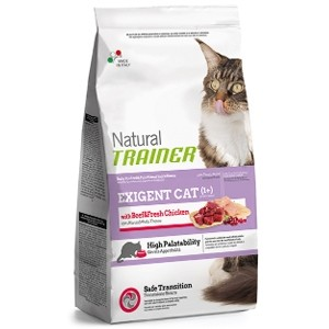 Trainer Natural Exigent Cat Manzo e Pollo Fresco