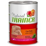 trainer natural medium maxi puppy junior con pollo 400 g