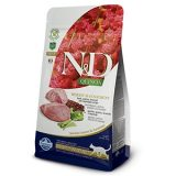 farmina N&D quinoa weight management lamb grain free agnello
