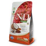 farmina cat N&D quinoa skin & amp; coat herring grain free aringa