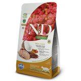 farmina cat N&D quinoa skin & coat quail grain free quaglia