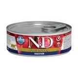 farmina natural & delicious wet cat quinoa digestion 80 gr