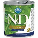 farmina natural delicious wet dog prime agnello mirtilli 285 gr