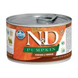 farmina natural & delicious wet dog pumpkin mini cervo zucca 140 gr