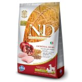 farmina-russo-mangimi-natural-delicious-low-ancestral-grain-light-adult-mini-medium-con-pollo-e-melograno