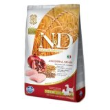 farmina-russo-mangimi-natural-delicious-low-ancestral-grain-senior-mini-medium-con-pollo-e-melograno