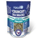 Forza 10 Cod Skin Fingers Snack Bastoncini Pelle di Merluzzo 50 gr