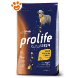 prolife-dualfresh-cane-cani-dog-alimento-completo-adult-medium-large-bufalo-agnello-riso-o-