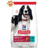 hills-science-plan-adult-medium-tonno-riso-cane-mantenimento