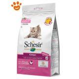 Schesir-Cat-Kitten-Pollo-Omega3-Cibo-Secco-400-g-1.5-kg-10-kg