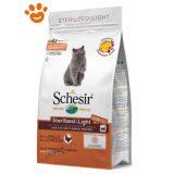Schesir-Cat-Sterilized-&-Light-Pollo-Cibo-Secco-400-g-1.5-kg-10-kg