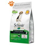 Schesir-Dog-Medium-Adult-Agnello-Mantenimento-Cibo-Secco-3-kg-12-kg