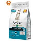 Schesir-Dog-Medium-Adult-Pesce-Mantenimento-Cibo-Secco-3-kg-12-kg