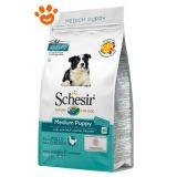 Schesir-Dog-Medium-Puppy-Pollo-Mantenimento-Cibo-Secco-3-kg-12-kg