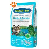 Winner-Plus-Holistic-Duck-&-Potato-Anatra-Cibo-Secco-12-kg-2-kg