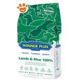 Winner-Plus-Super-Premium-Lamb-&-Rice-100-%-Cibo-Secco-3-kg-18-kg