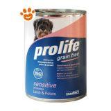 prolife-Dog-Sensitive-Grain-Free-Agnello-Patate-400-g