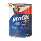 prolife-Dog-Sensitive-Grain-Free-Manzo-Patate-400-g