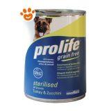 prolife-Dog-Sterilised-Grain-Free-Tacchino-Zucchine-400-g