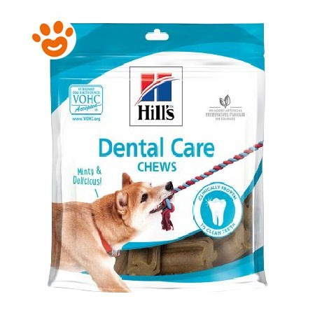 Hill's Dog Dental Care Chews Snack
